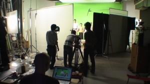 スタジオ撮影にIo-HDを導入